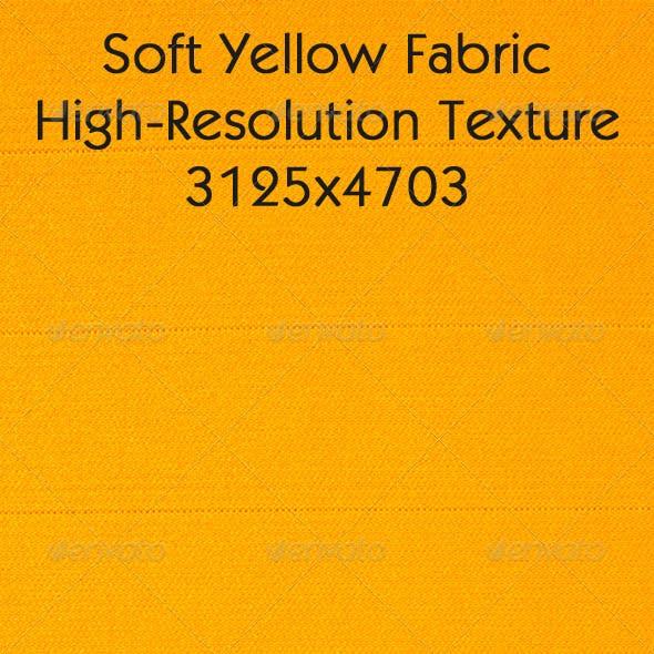 Soft Yellow Fabric