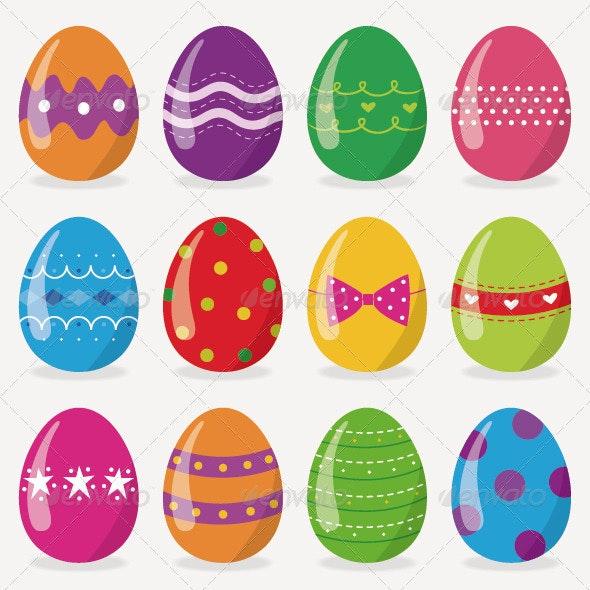 Easter Egg  - Seasons/Holidays Conceptual
