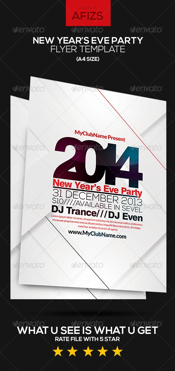 New Year's Eve Party - Clubs & Parties Events