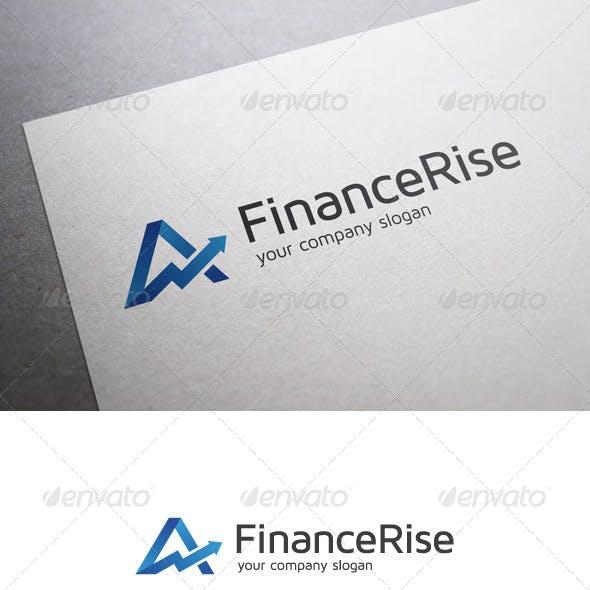 Finance Rise Logo