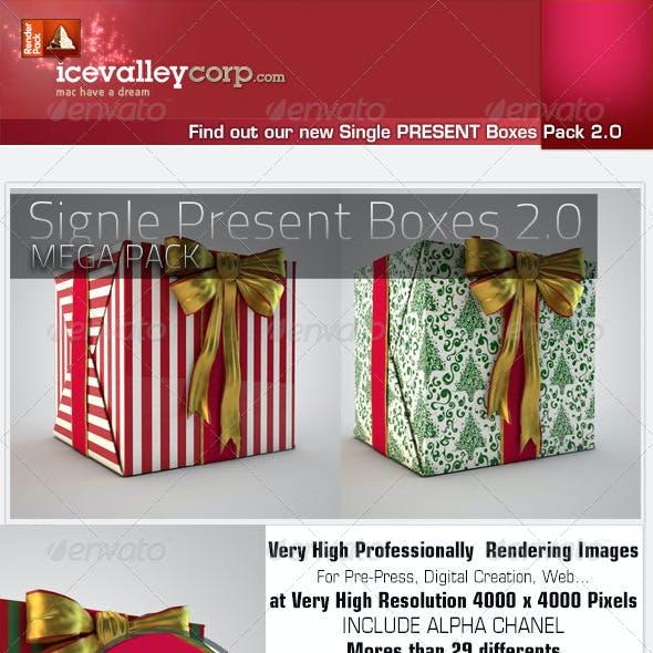 29 SinglePresent/Gift Box HiRes christmas