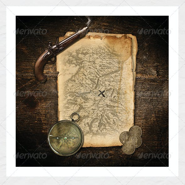 Treasure Map - Create your own