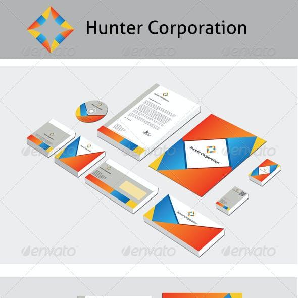 Hunter Corporation Stationary