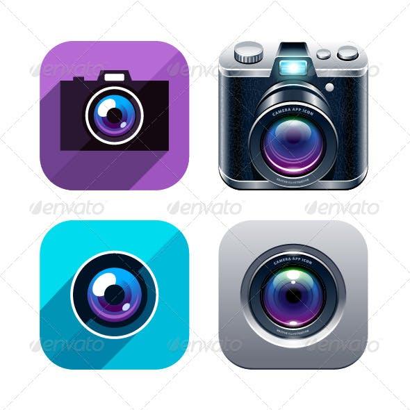 Photo App Icons