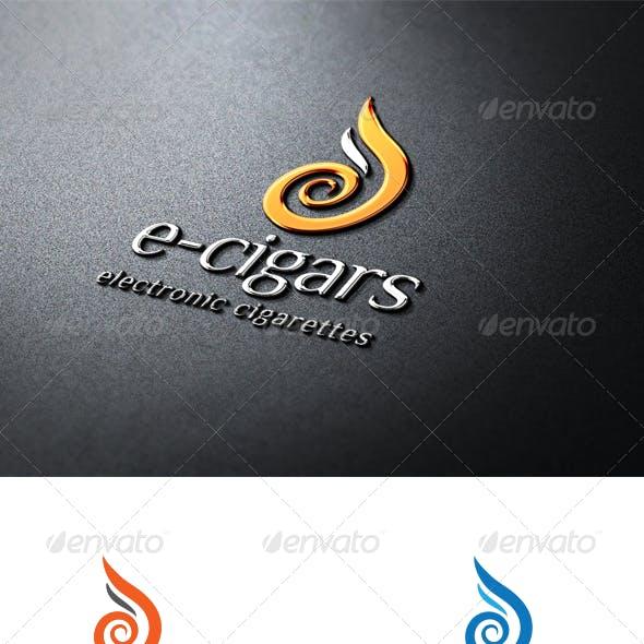 e-Cigar Logo