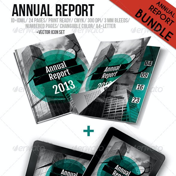 Annual Report Bundle