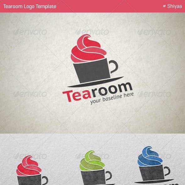 Tearoom - Logo Template