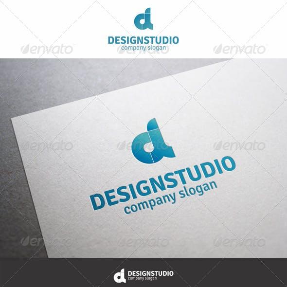 Design Studio D Logo
