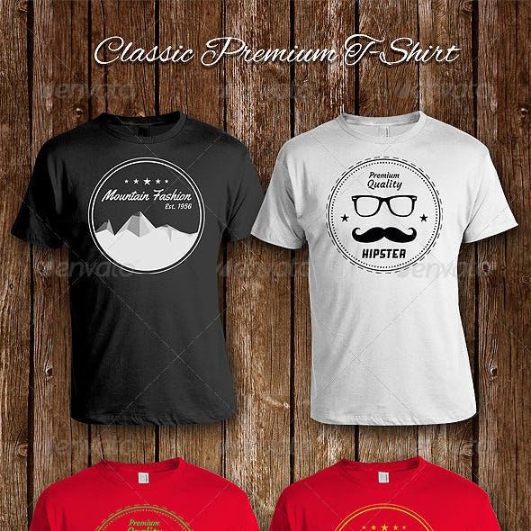 Classic Premium T-Shirt