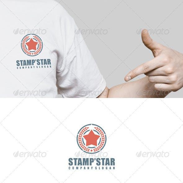 Stamp Star Logo
