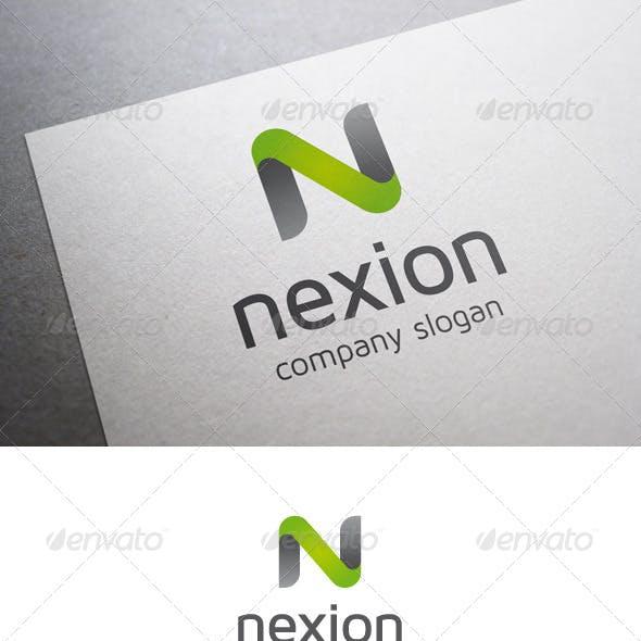 Nexion N Letter Logo