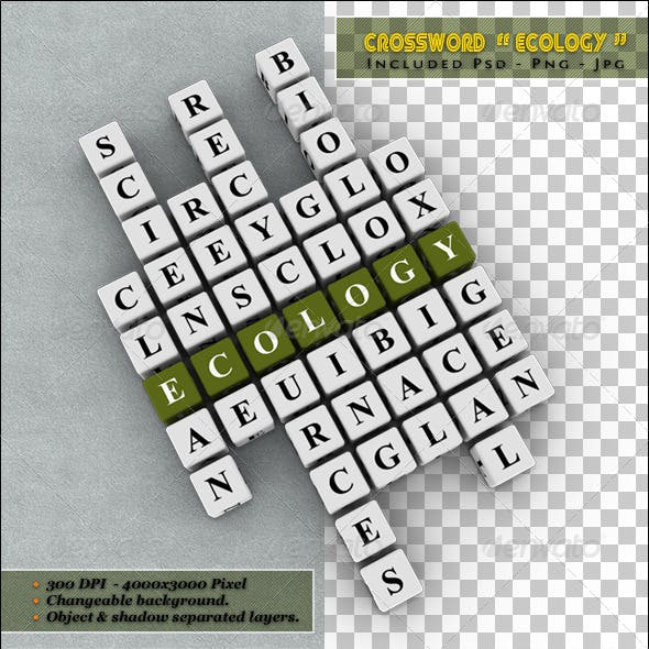 Ecology Crossword