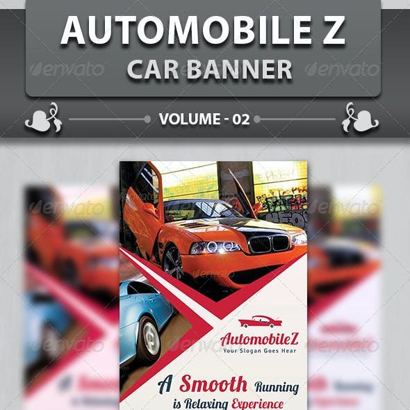 Automobile Business Banner | Volume 1