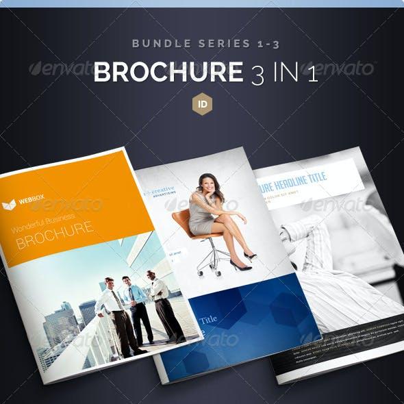 Brochure Bundle 20 Pages Series 1-3