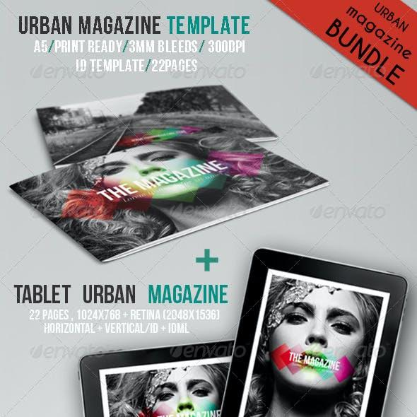 Urban Magazine Bundle