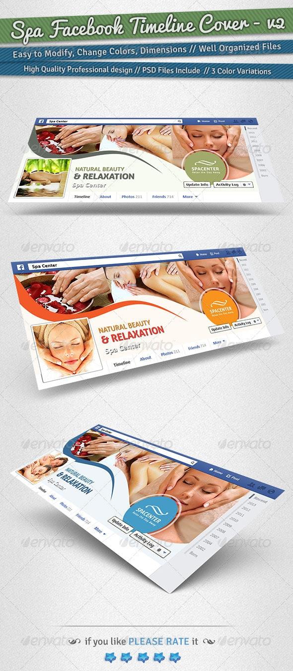 Spa Facebook Timeline Cover | Volume 2 - Facebook Timeline Covers Social Media