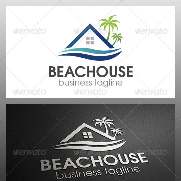 Beach House Logo