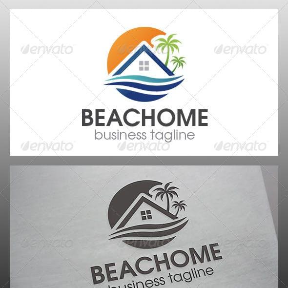 Beach Home Logo