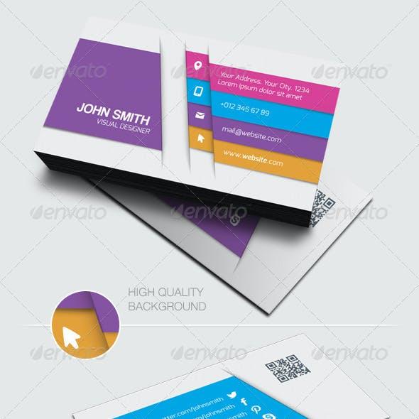 Creative Business Card - 17
