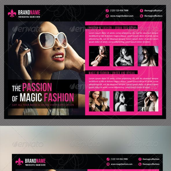 Fashion Product Flyer 14