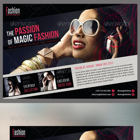 Fashion Product Flyer 15