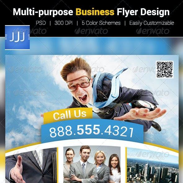 Multipurpose Business Flyer 20