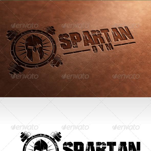 Spartan Logo Template