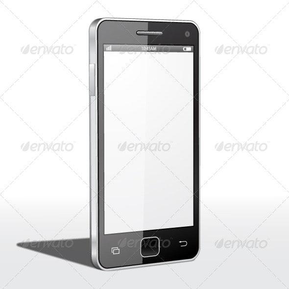 Smartphone - Vectors
