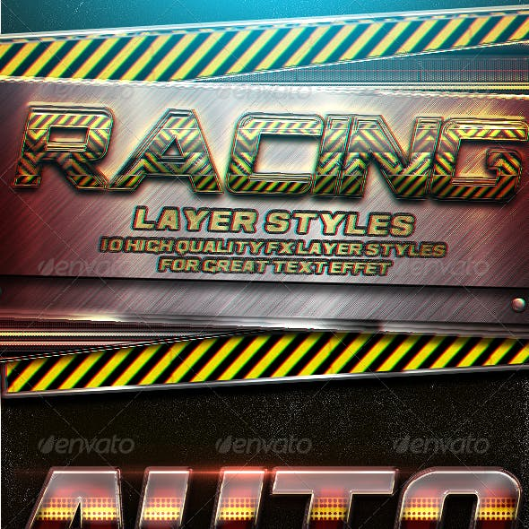 Racing Layer styles v1