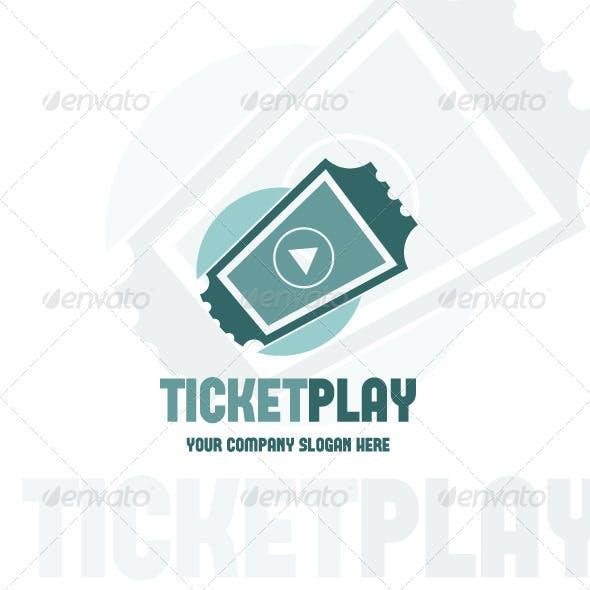 Ticket Play Logo