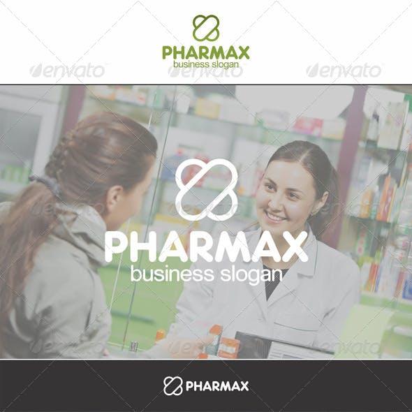PharmaX Capsule X Letter