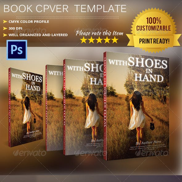 Book Cover Template Vol.11