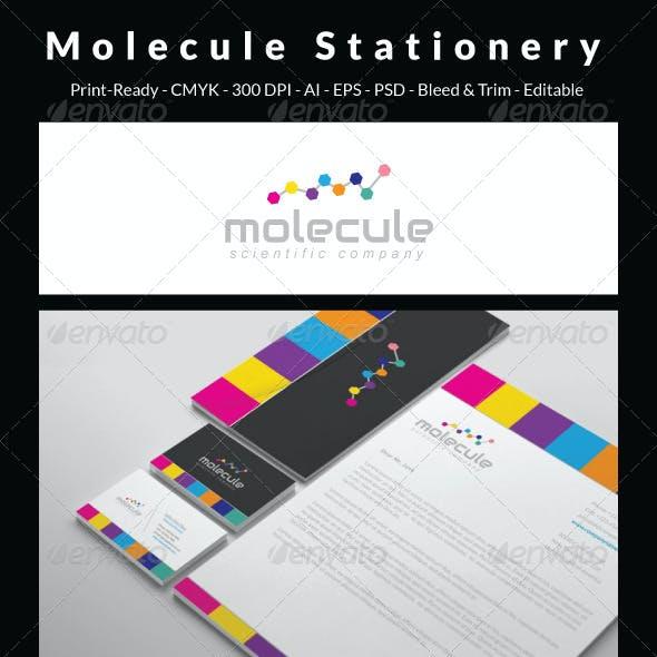 Molecule Stationery