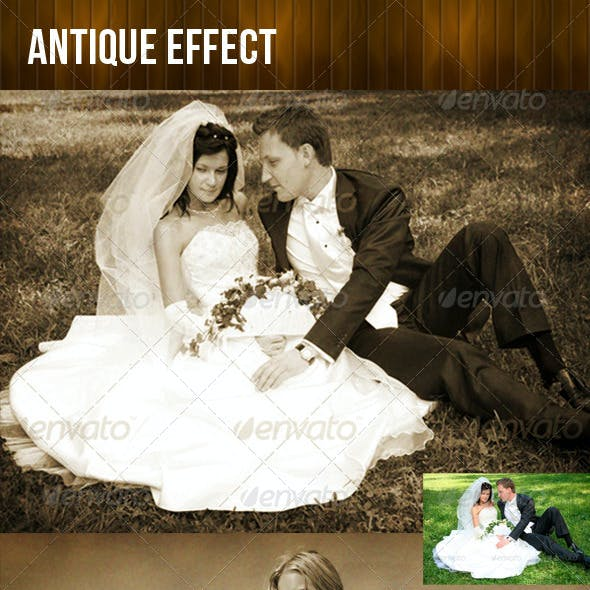 Antique Effect