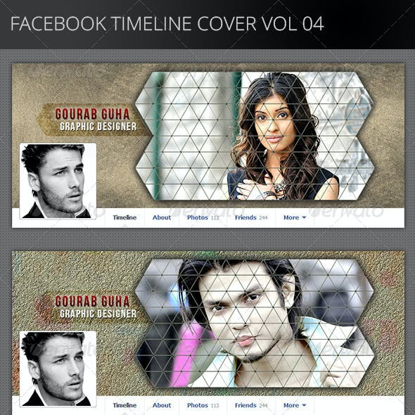 Facebook Timeline Cover Vol  04