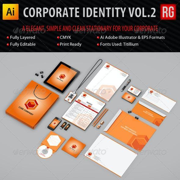 Corporate Identity Vol.2
