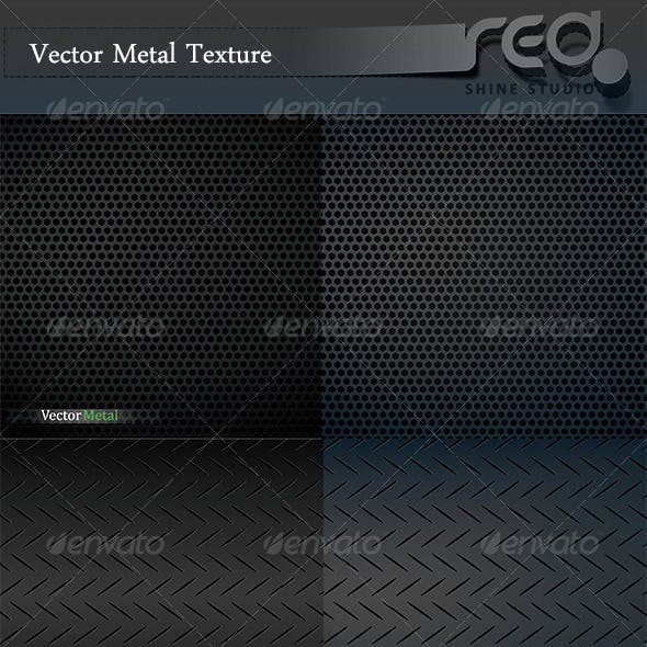 Metal Texture & Speaker Grille Texture