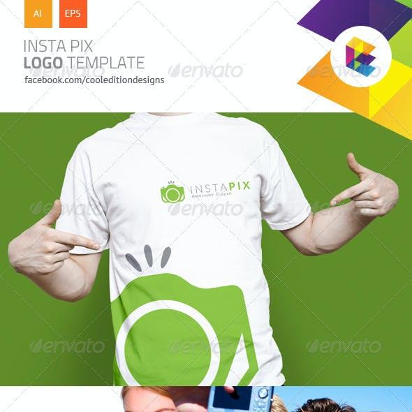 Insta Pix - Logo Template