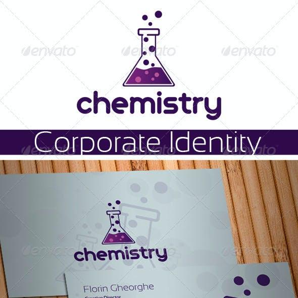 Chemistry Laboratory Stationery