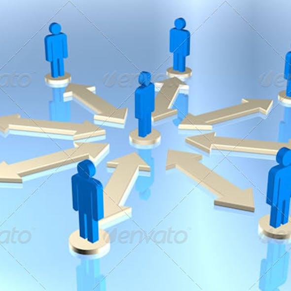 Global Team Network Communications