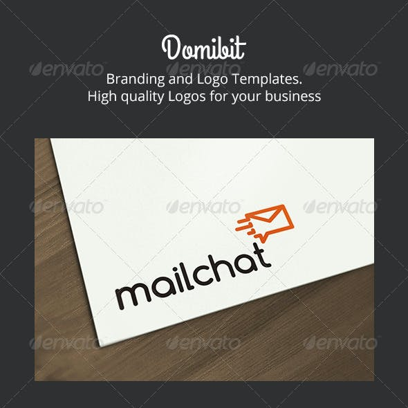 Mail Chat Logo