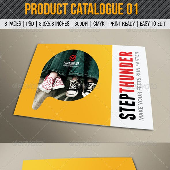 Product Catalogue 01