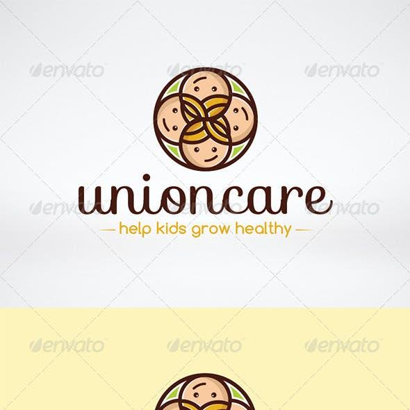 Unity Care Logo Template