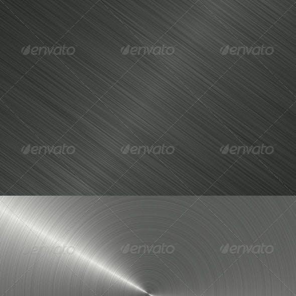 10 Metal Backgrounds Vol.1