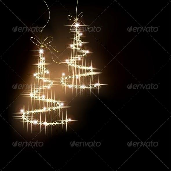 Sparkler Tree