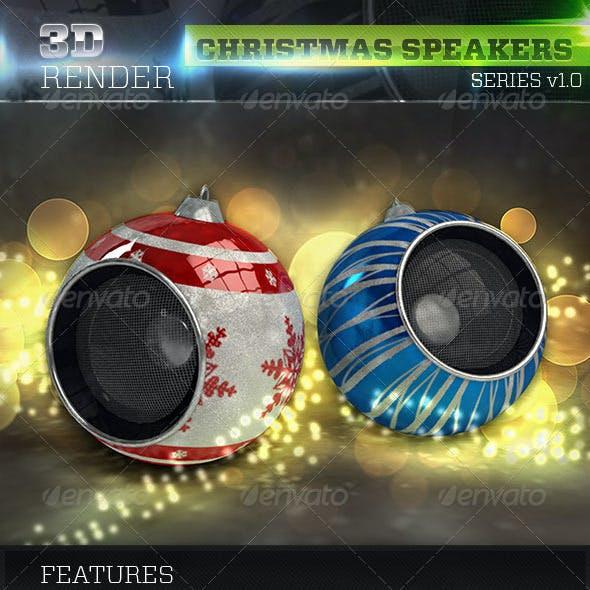 Christmas Speaker