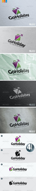 Go Holiday - Nature Logo Templates