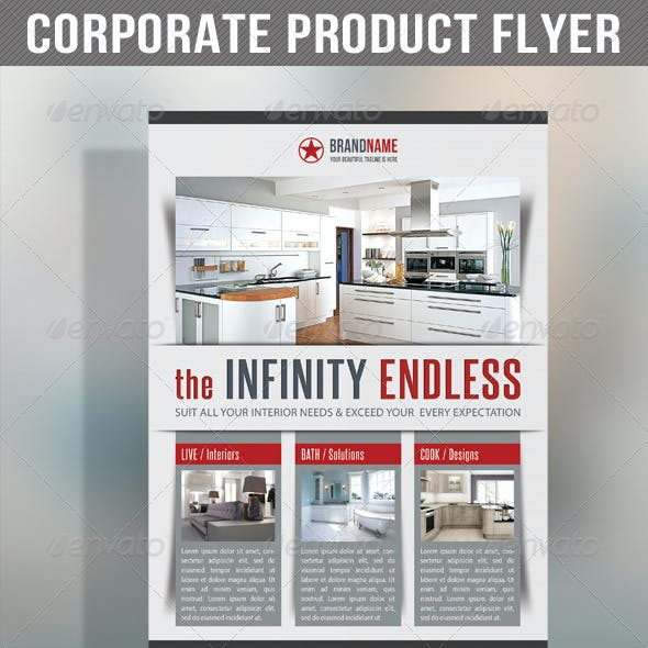Corporate Product Flyer 50