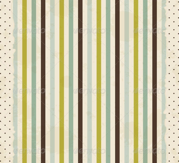 Striped Background  - Backgrounds Decorative