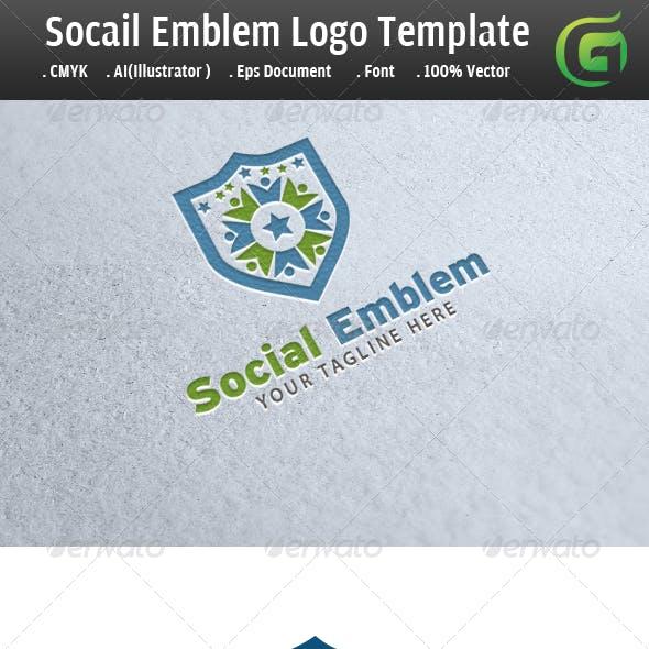 Social Emblem